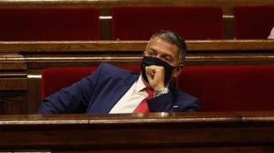 L'independentisme lloa «les conviccions democràtiques» de Trapero