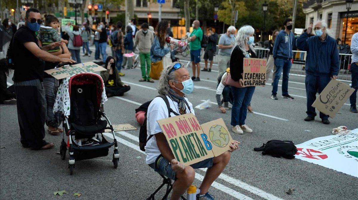 Els activistes de Friday for Future tornen a manifestar-se a tot el món