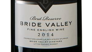 Bride Valley Brut Reserve 2014, espumoso inglés de calidad
