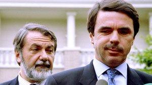 Quan Aznar va explorar una mediació amb ETA