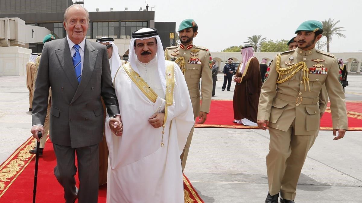 Qui és qui en la presumpta corrupció que afecta el rei Joan Carles