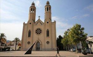 Iglesia de Sant Pere de Ribes.