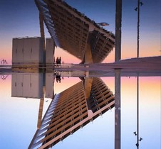 Simetría impecable