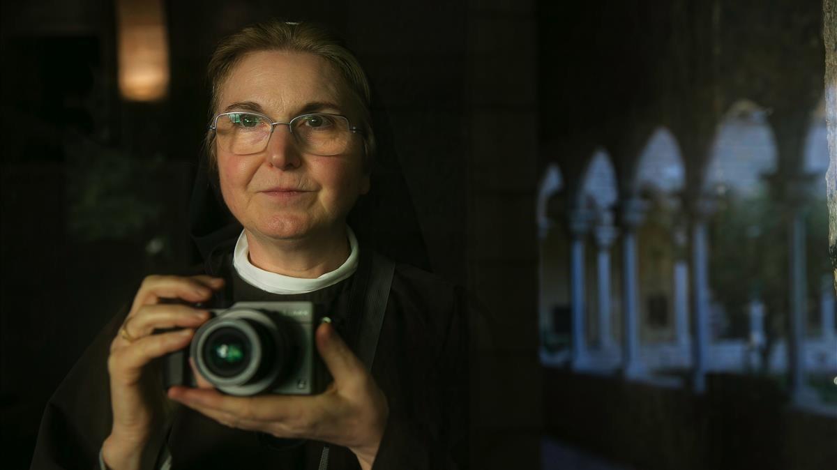 Sor Isaura Marcos: «La fotografía es una forma de plegaria»
