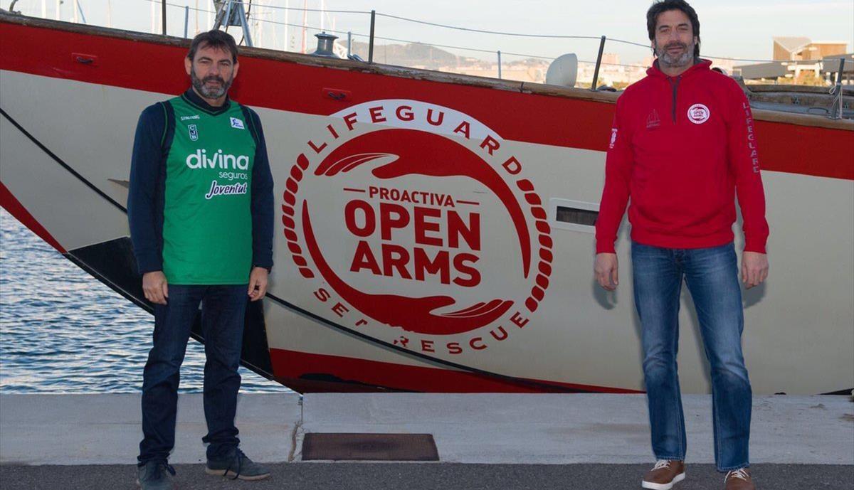 Un jutge italià 'allibera' el vaixell de Proactiva Open Arms