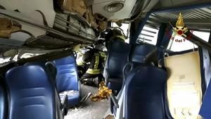 Almenys tres morts en un accident de tren a prop de Milà