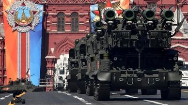 Rússia exhibeix múscul amb el seu potencial armamentístic