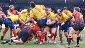 El Bélgica-España disputado en Bruselas el 18 de marzo del 2018.