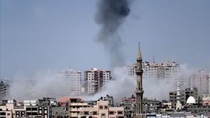 Hamàs i Israel acorden un alto el foc a la zona de Gaza