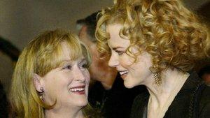Las actrices Meryl Streep y Nicole Kidman volverán a trabajar juntas tras protagonizar 'Big little lies'.