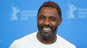Idris Elba, en la Berlinale del 2018.
