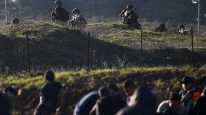 L'Exèrcit israelià arresta 40 palestins en batudes a Cisjordània