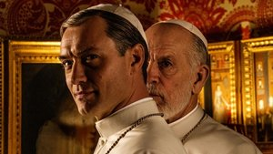 Jude Law y John Malkovich, en la primera imagen de 'The New Pope'.