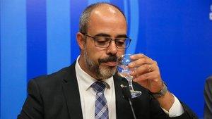 La Generalitat garanteix la seguretat al Camp Nou