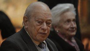 L'avi Jordi Pujol busca la restitució