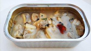 Una recepta en 15 minuts: llauna de cloïsses fresques i picants