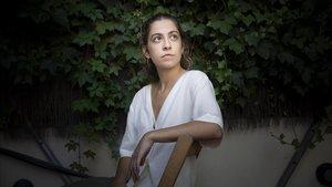 La cantautora mallorquina Maria Jaume.
