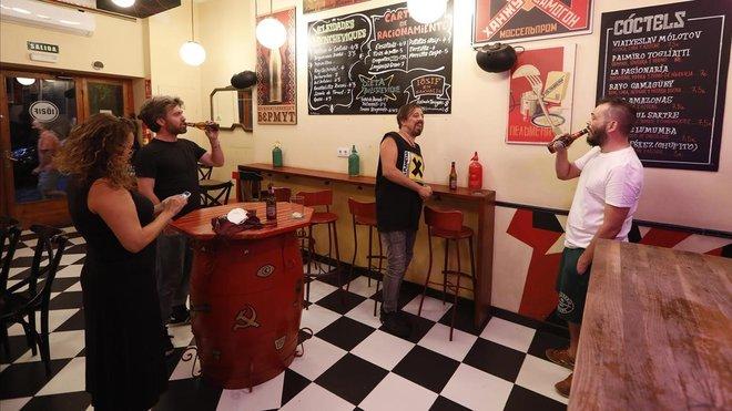 De festa a Barcelona: la tarda és la nova nit