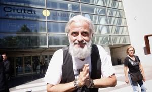El presumpte comissionista dAlfonso Rus, Marcos Benavent, aquest dimarts a larribarals jutjats de València