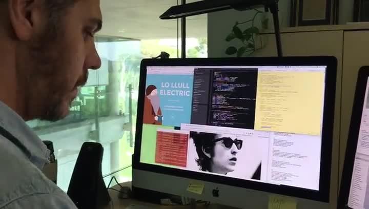 Investigadores del Barcelona Supercomputing Center desarrollan un programa que imita las canciones de Bob Dylan.