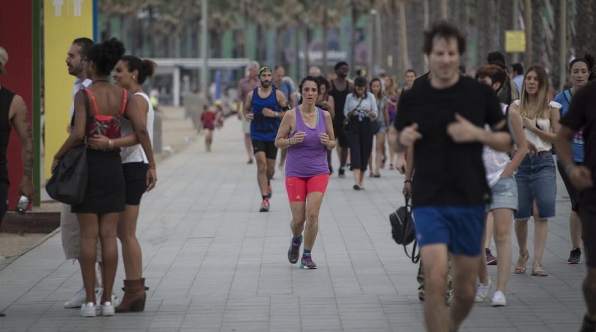 El uso de algunas prendas deportivas conlleva riesgos de salud a7f1af2271933
