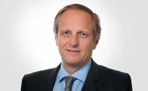 Peter Guenter, consejero delegado de Almirall.