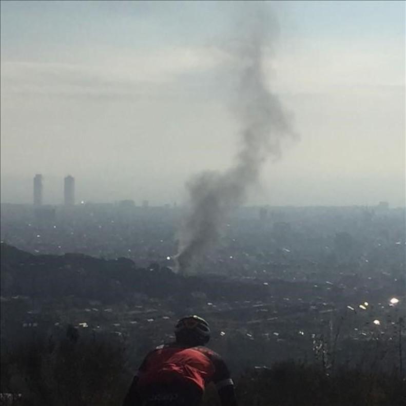 jjubierre40770470 barcelona 1 de noviembre de 2017 incendio en la calle zara171101102045