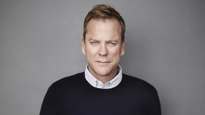 El actor y cantante Kiefer Sutherland