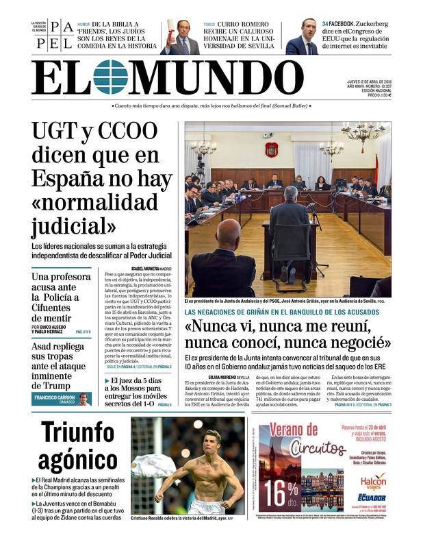 Prensa hoy la fiscal a quiere reclamar a puigdemont por Noticias de arquitectura recientes