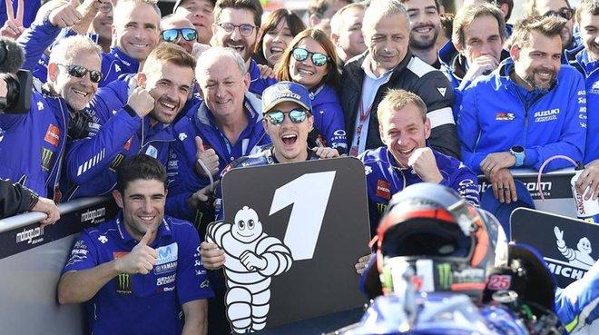 Yamaha volvió a ganar con Viñales — MotoGP