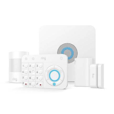 Ring lanza en nuestro mercado un sistema de alarma personalizable