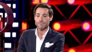 Antonio David en el plató de 'GH VIP'.