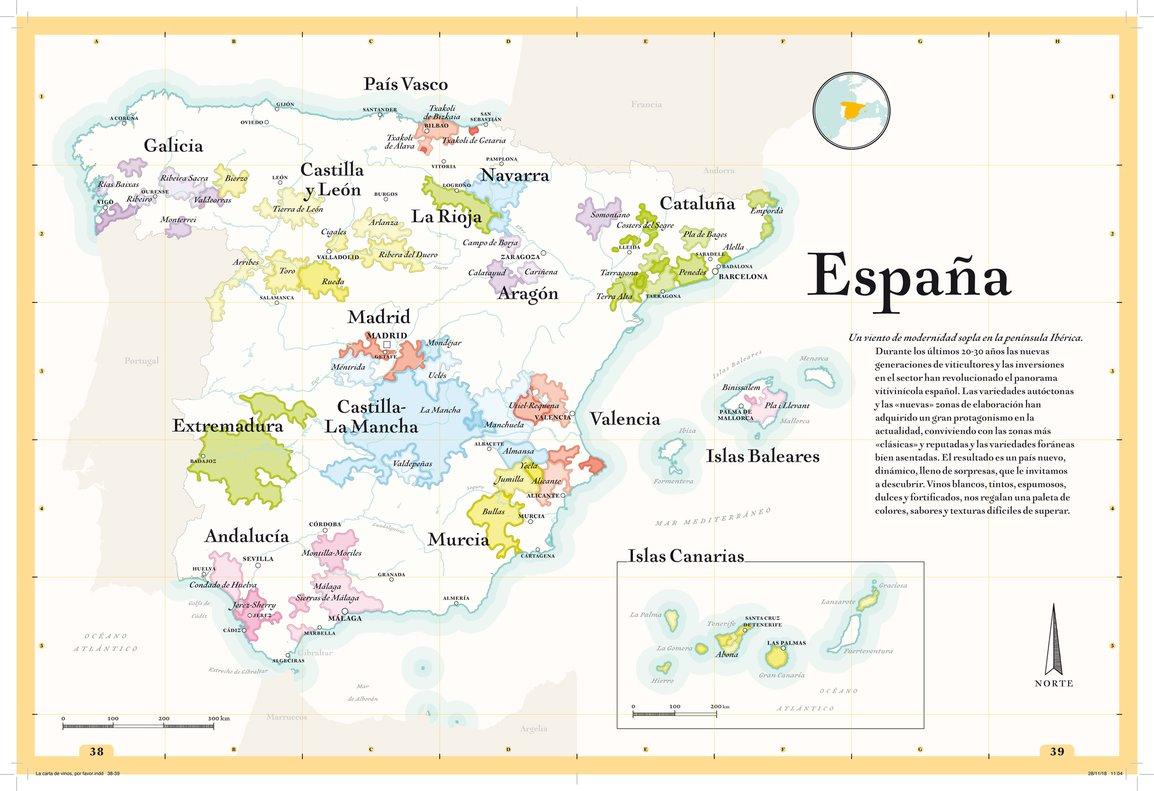 'La carta de vinos, por favor', la vuelta al mundo del vino