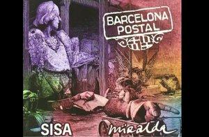 Portada de 'Barcelona postal', de Jaume Sisa.