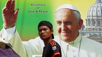 El Papa viaja a Birmania y Bangladés en plena crisis de los rohingyas