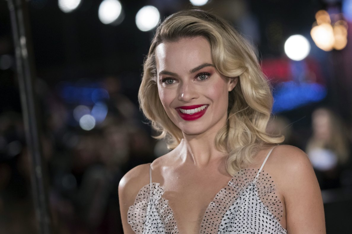 Margot Robbie poses for photographers upon her arrival at the premiere of the filmMary Queen of Scotsin LondonRobbie will bring the Barbie doll to life in a live-action filmMattel and Warner BrosPicturesPhoto by Vianney Le Caer Invision APFile