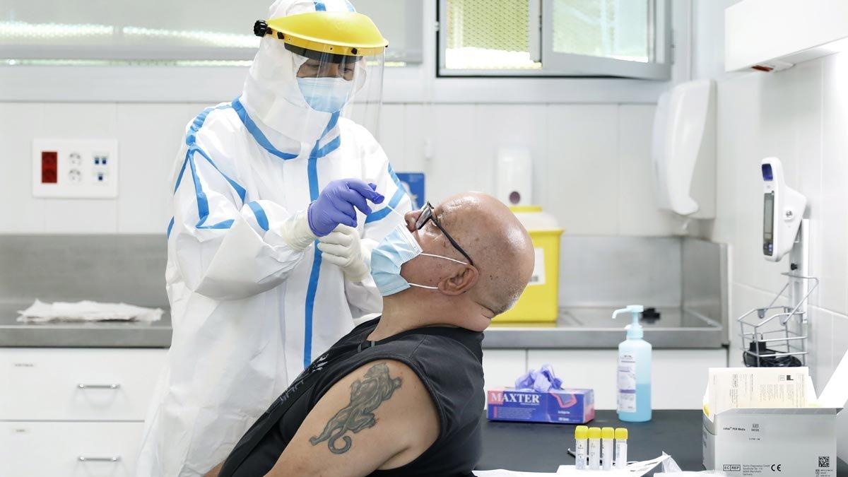 Coronavirus a Santa Coloma: Evolució dels brots i casos