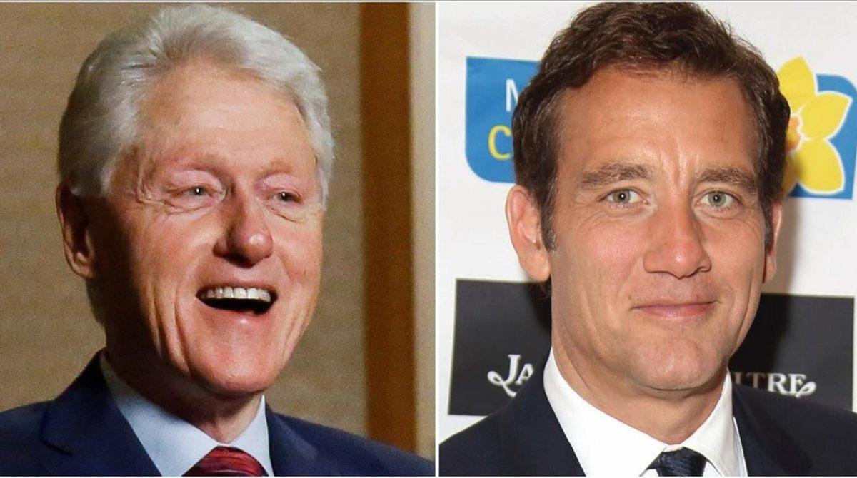 En la tercera temporada de'American Crime Story',Clive Oweninterpretará al expresidente Bill Clinton.