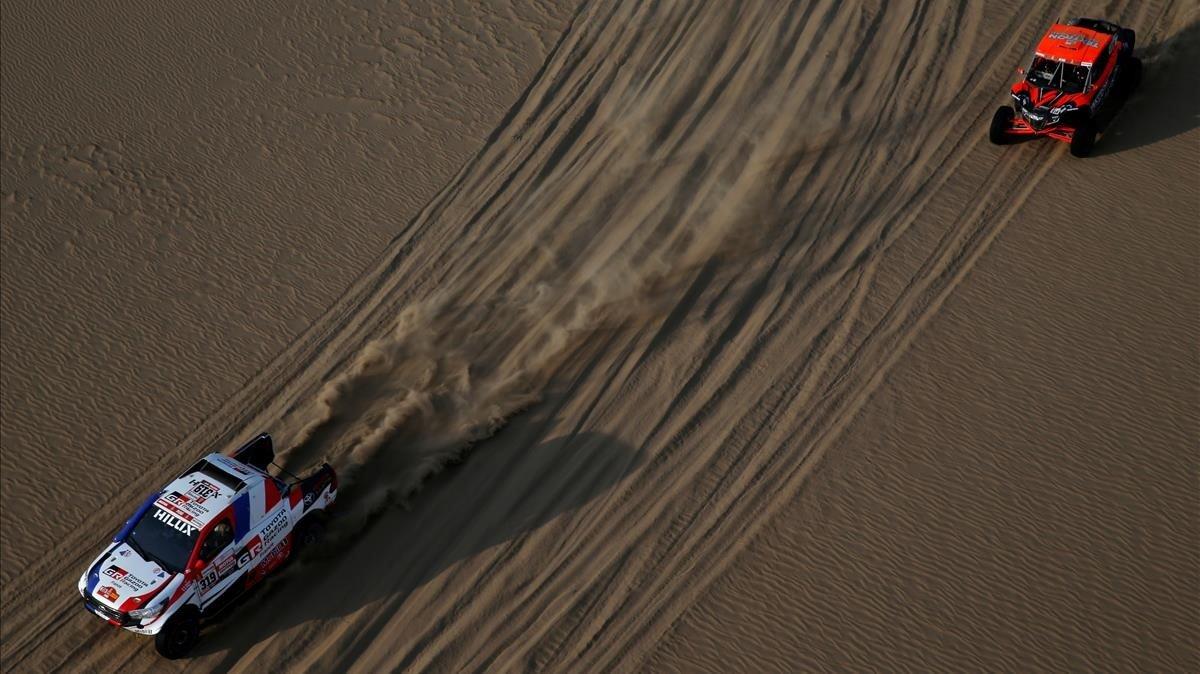 El Dakar se muda a Arabia Saudí — Ya es oficial