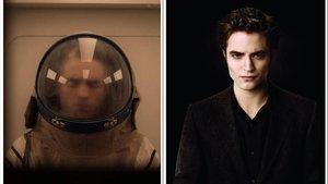 Pattinson en High life y en la saga Crepúsculo.