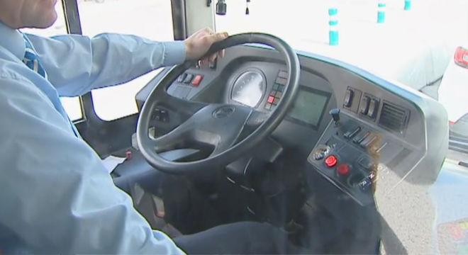 Conductor dautobús agredit a Madrid.