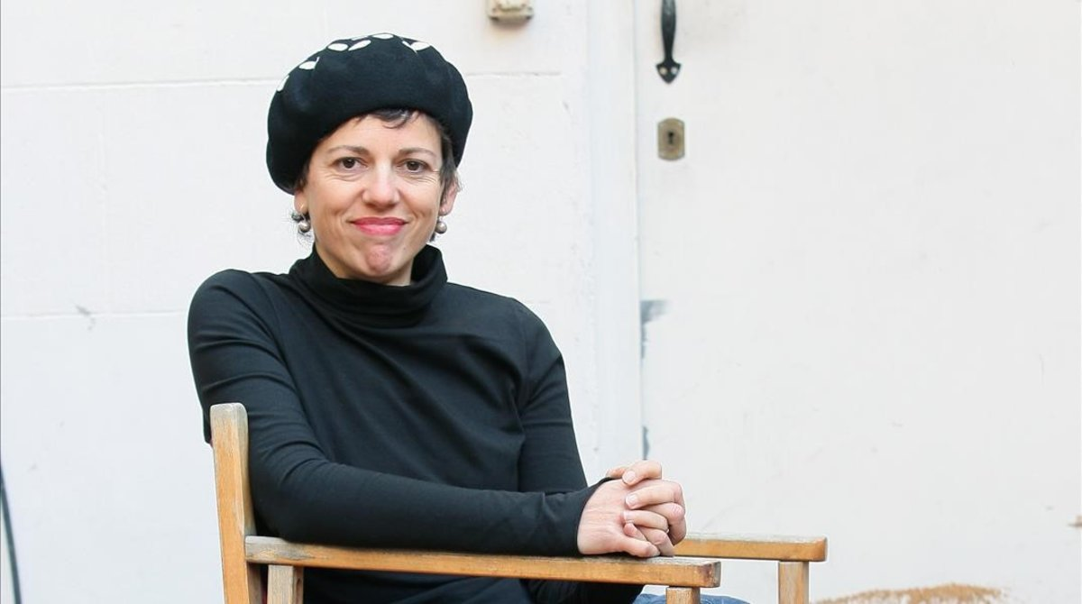 Cristina Cervià, en el 2007