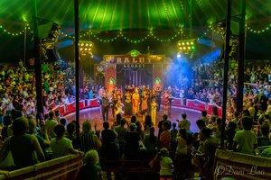 El Circ Raluy Legacy o com començar l'any amb elegància, humor i virtuosisme