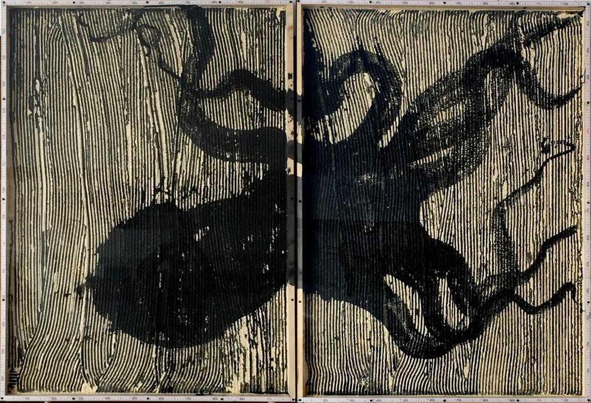 Obra de lartista Xavier Masero (Barcelona, 1966).