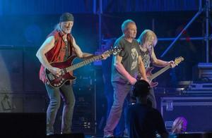 Concierto de DEEP PURPLE en el Rock Fest