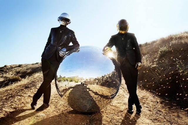 El dúo electrónico Daft Punk protagoniza uno del os documentales del Beefeater In-Edit 2015.
