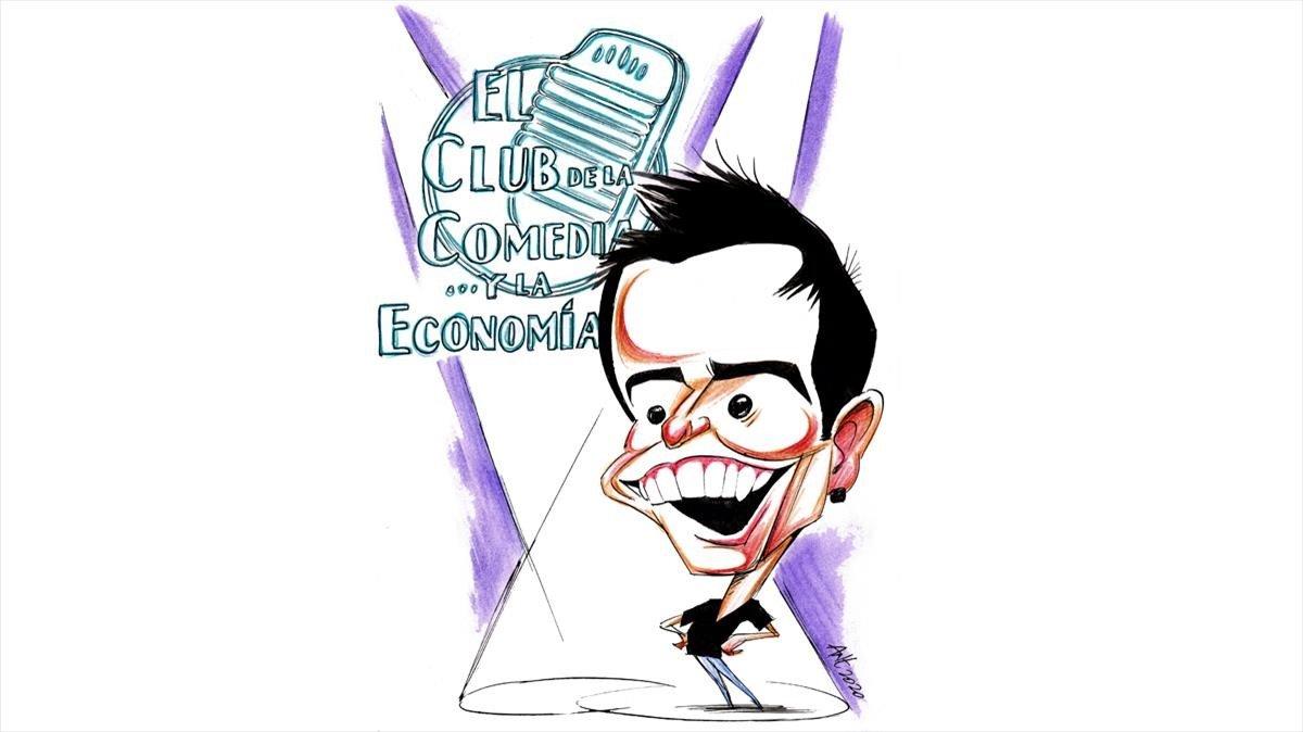 Caricatura de David Callejón