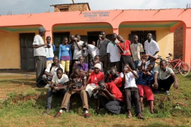 Escuela de formación audiovisual en Gulu, Uganda. MISIÓN ECLIPSE