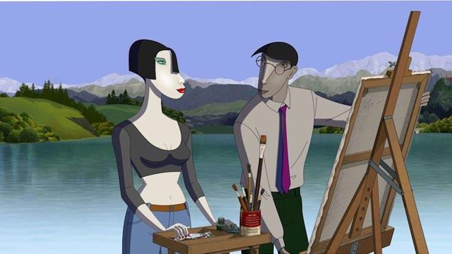 'Ruben Brandt, coleccionista': malsons artístics