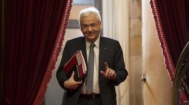 Ferran Mascarell acepta ser el nuevo delegado de la Generalitat en Madrid